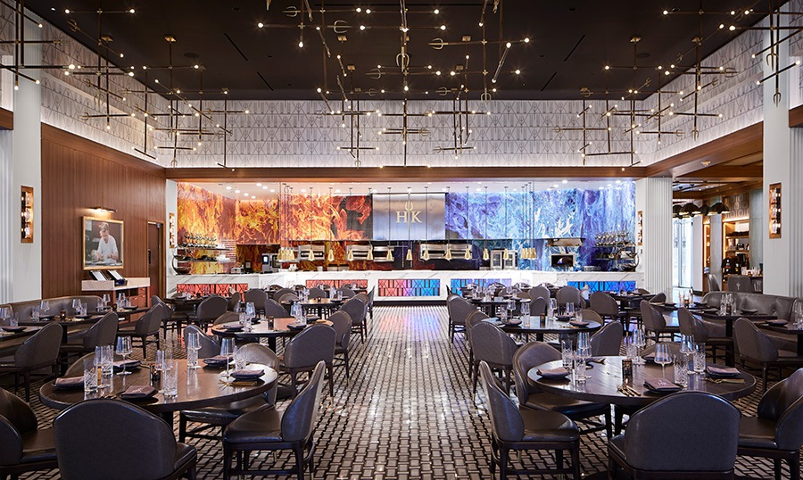 HELLS KITCHEN, Caesars Palace Las Vegas, NV