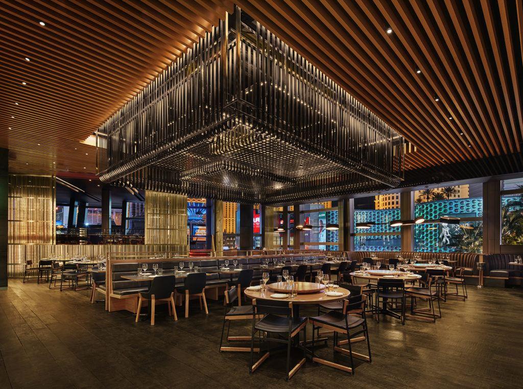 MOMOFUKU, The Cosmopolitan Las Vegas, NV