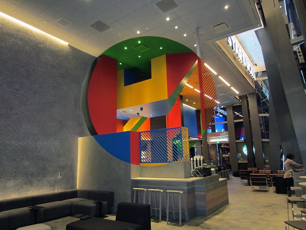 Starbucks Cosmopolitan Hotel