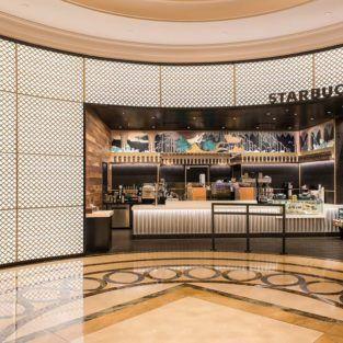 Starbucks Palazzo Hotel